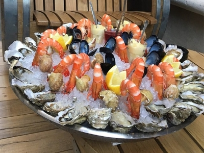 Poissons/Fruits de mer