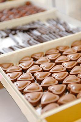 Chocolaterie Nostradamus.